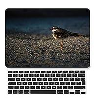 FULY-CASE プラスチックウルトラスリムライトハードシェルケース対応のある新しいMacBook Pro 13インチあり/なしタッチバー/タッチIDUSキーボードカバー A2159/A1989/A1706/A1708 (フェザーシリーズ 0523)