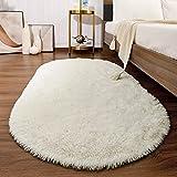 Softlife Fluffy Rugs for Bedroom, Shag Cute Area Rug...