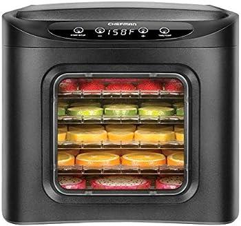 Chefman Touch Screen Food Dehydrator Machine