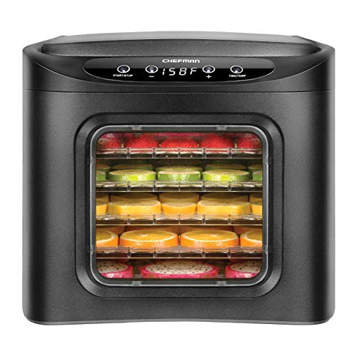 Chefman Food Dehydrator Machine ...