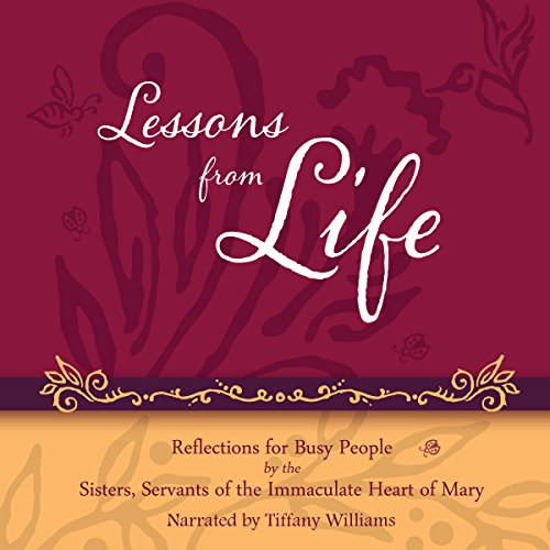 Lessons from Life: Reflections for Busy People audiobook cover art