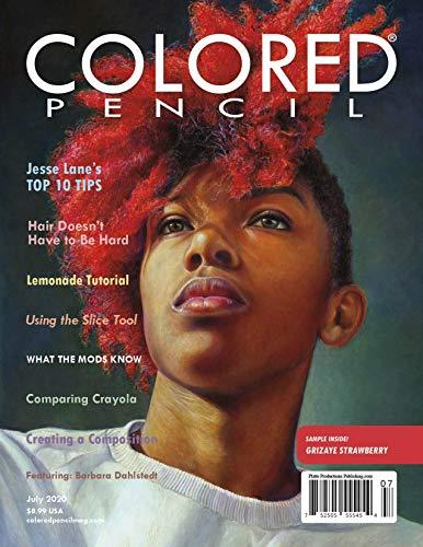 COLORED PENCIL Magazine (English Edition)