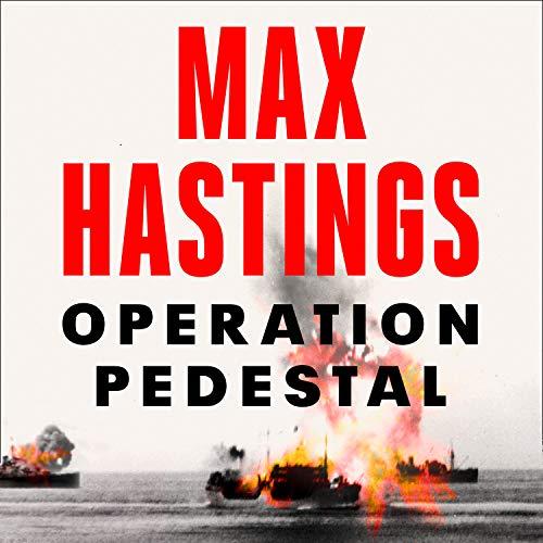 Operation Pedestal cover art