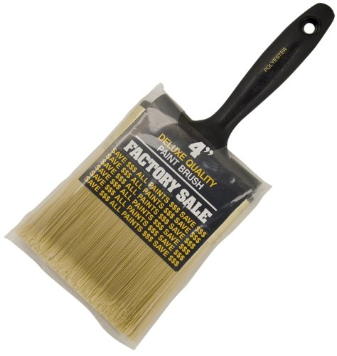 Wooster Brush P3974-4 Factory Sale Polyester Paintbrush 4-Inch