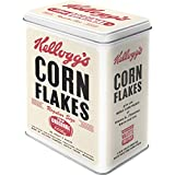 Nostalgic-Art 30113 Kellogg's - Corn Flakes Retro Package, Vorratsdose L