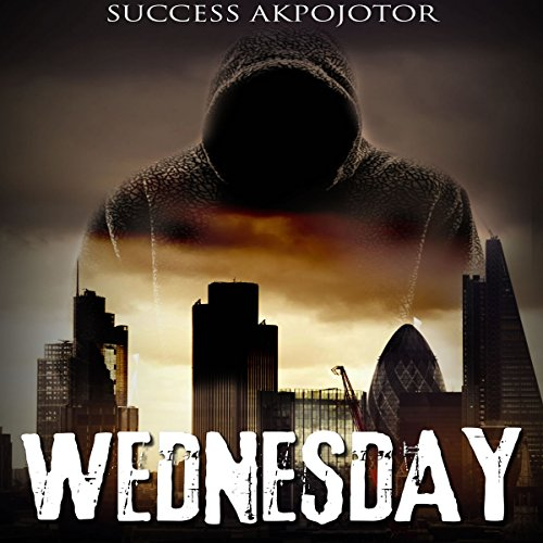 Wednesday: Story of a Serial Killer audiobook cover art