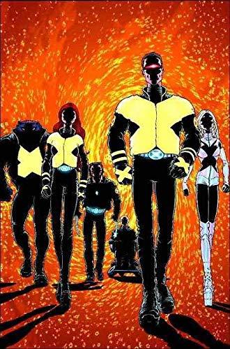 New X-Men 1. E de Extinci