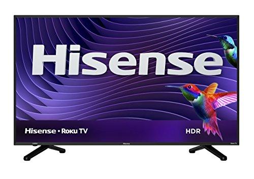 Hisense 65' Class 4K Ultra HD HDR Roku TV - 65R6D