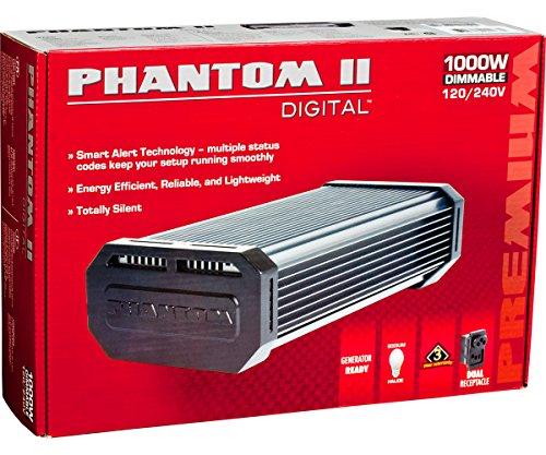 9. Phantom PHB2010 II 1000W Digital Ballast