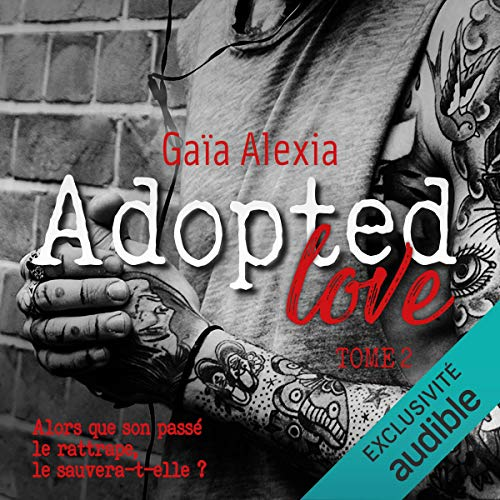 Couverture de Adopted love 2