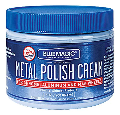 Blue Magic Polish Cream