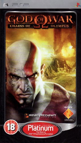 [Import Anglais]God of War Chains of Olympus (Platinum) Game PSP