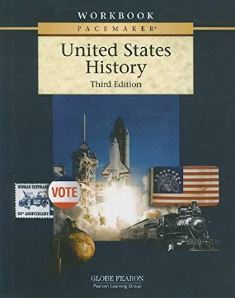 Pacemaker United States History Workbook by Globe Fearon (2000-03-10)