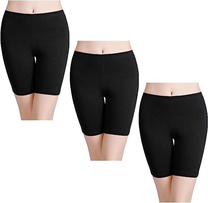 13392 opinioni per wirarpa Pantaloncini Sottogonna Boxer Donna Cotone Vita Alta Mutande Shorts