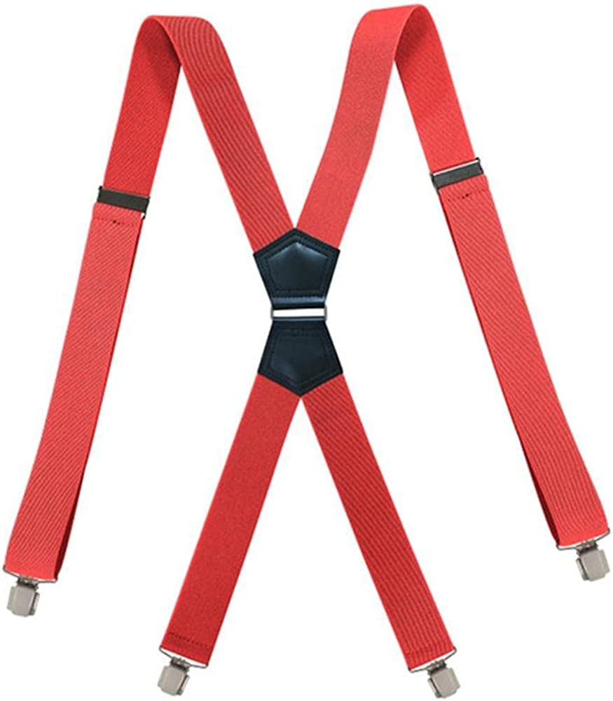 Fashion Men And Women Shining Clips Adjustable Suspenders For All Occassions In Garments Decorations