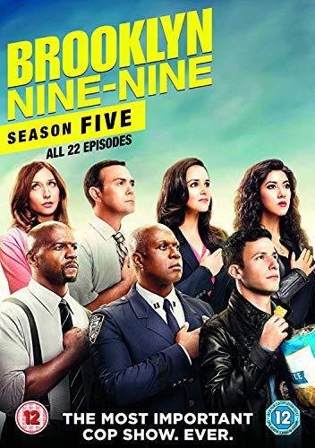 Brooklyn Nine-Nine - Season 5 [3 DVDs] [UK Import]