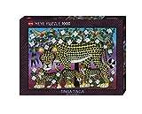 Heye 29427 Mkumba, Tinga Tinga, Wildcat Family - Puzzle, 1000 Piezas (KV&H Verlag)
