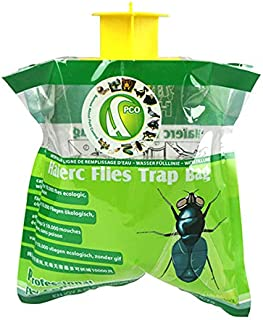 GOLDEN STAR Disposable Fly Trap Catcher Practical Effective Pest Control Insect Trap Non-toxic Hanging Style Catcher Fly T...