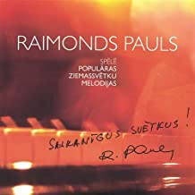 Popular Christmas Songs for Piano by Raimonds Pauls