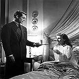 Suspicion Cary Grant Joan Fontaine 1941 Movie...