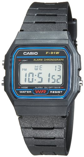 Casio Digitaluhr F-91W-1YEF | Uhren > Digitaluhren | Casio