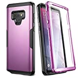 YOUMAKER Case for Galaxy Note 9, Full Body Heavy Duty Protection...