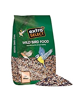 Extra Select No Wheat Wild Bird Food, 12.75 kg (B007QD0M6G) | Amazon price tracker / tracking, Amazon price history charts, Amazon price watches, Amazon price drop alerts