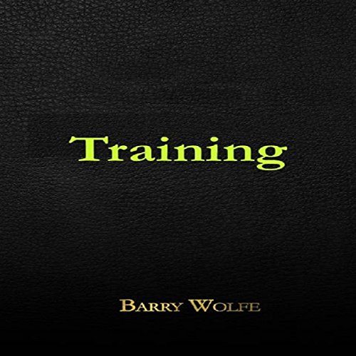 Training audiobook cover art