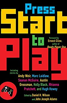 Press Start to Play 1101873302 Book Cover