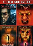 Dracula: The Dark Prince / Frost: Portrait of a Vampire / Premonition / Hell's Gate (4-Film Collection)