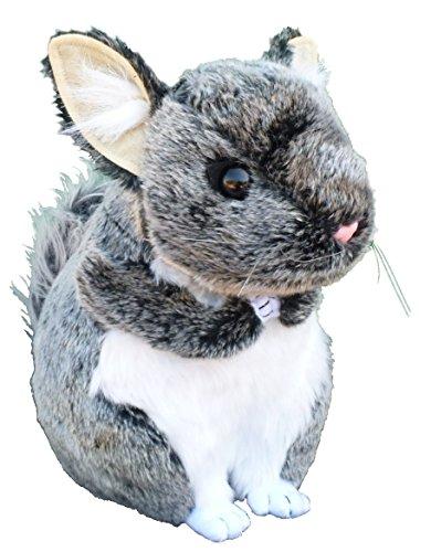 Adore 12' Gizmo The Chinchilla Plush Stuffed Animal Toy