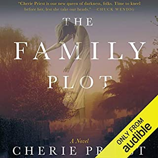 The Family Plot audiobook cover art