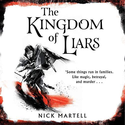 Couverture de The Kingdom of Liars