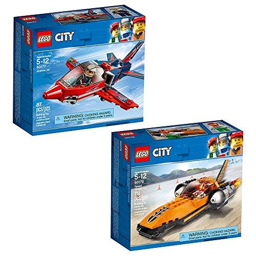 LEGO City Great Vehicles City Great Vehicles Bundle 66586 Building Kit (165 Pieces)