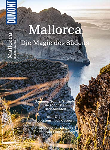 DuMont BILDATLAS Mallorca: Die Magie des Südens (DuMont Bildband E-Book) (German Edition)