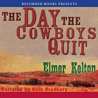 The Day the Cowboys Quit audiobook cover art