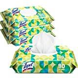 Best Cleaning Wipes - Lysol Handi-Pack Disinfecting Wipes, 320ct (4X80ct), Country Scent Review