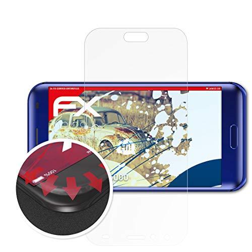 atFolix Schutzfolie kompatibel mit DOOGEE BL5000 Folie, entspiegelnde & Flexible FX Bildschirmschutzfolie (3X)