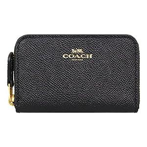 [コーチ] COACH 財布 (コインケース) F27569 ブラックIMBLK レザー コインケース レディース [アウトレット品] [並行輸入品]