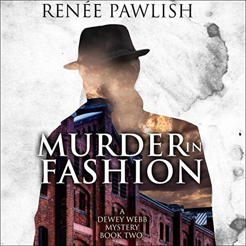 Murder in Fashion cover art