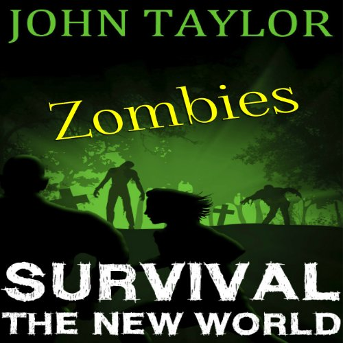 Zombies: Survival audiobook cover art