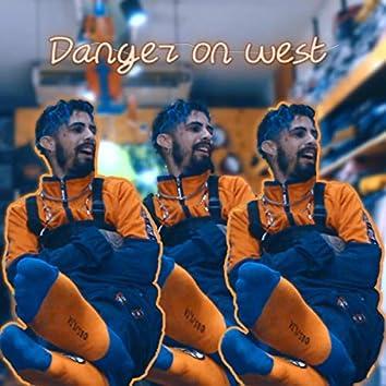 Danger on west