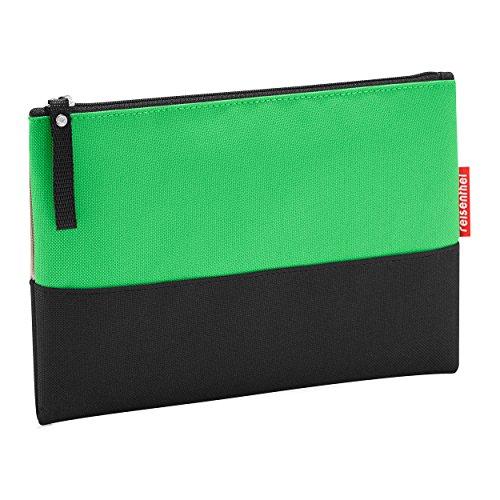Reisenthel Case 1 ordnungshelfer, Kosmetiktasche, Polyester, Sacs, Collection 3, Patchwork Green, LR006