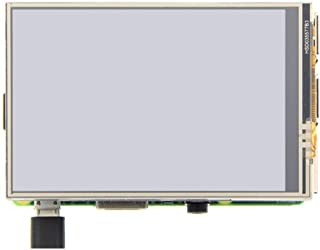 3.5/4.0 inch MHS TFT GPIO LCD Module Screen Display with Touch Panel Support 125MHz SPI Input for Raspberry Pi