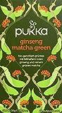 Pukka Tea - Pukka Tea - All Products for On-line Discounts - Pukka Tea - Ginseng matcha green Tea 20 Teabags