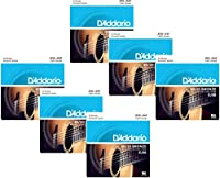 D'addario EJ36 12弦フォークギター用 ×3セット