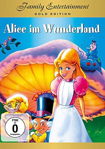 Alice im Wunderland (Family Entertainment Gold Edition)