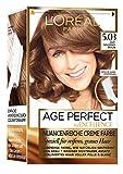 L'Oréal Paris Excellence Age Perfect goldenes hellbraun, 3er Pack (3 x 1 Stück)