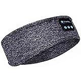GRXIN Auriculares para Dormir con Diadema Bluetooth Altavoces Estéreo Ultradelgados De Alta Definición, Deportes,Personas Que Duermen De Lado,Viajes En Avión,Meditación Y Relajación