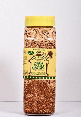 Pork & Poultry Seasoning-37 oz-Economy Bottle